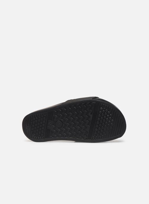 Chaussures de sport Champion Slide Multi-Lido W Noir vue haut