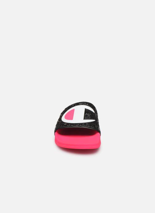 Zapatillas de deporte Champion M-Evo Rosa vista del modelo