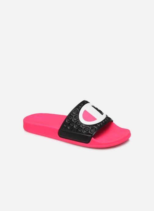 Zapatillas de deporte Champion M-Evo Rosa vista de detalle / par