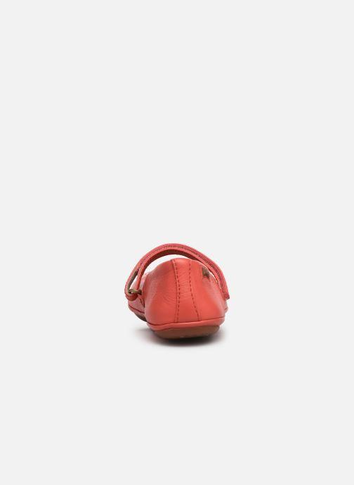 Ballerina's Camper TWS 800266 Roze rechts