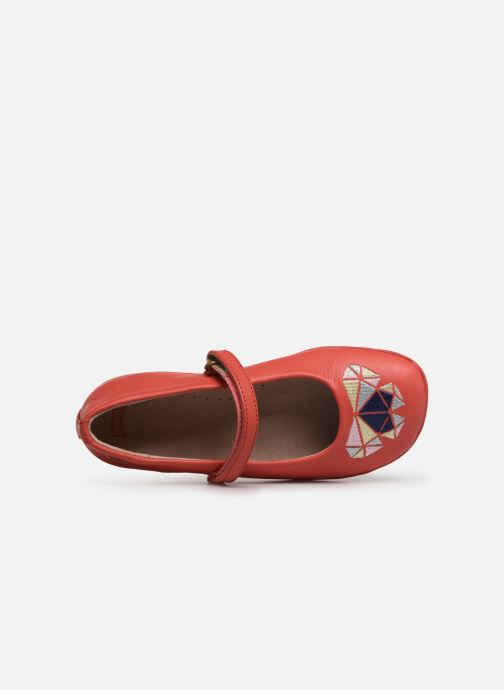 Ballet pumps Camper TWS 800266 Pink view from the left
