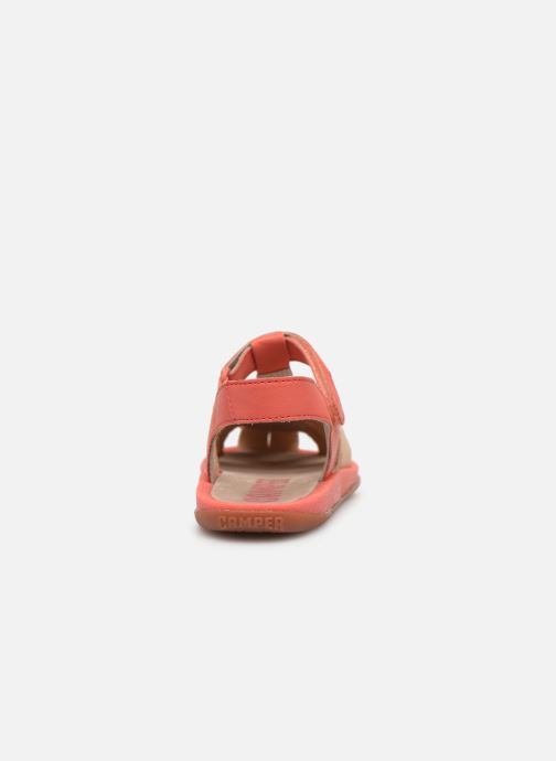 Sandals Camper Bicho G Pink view from the right