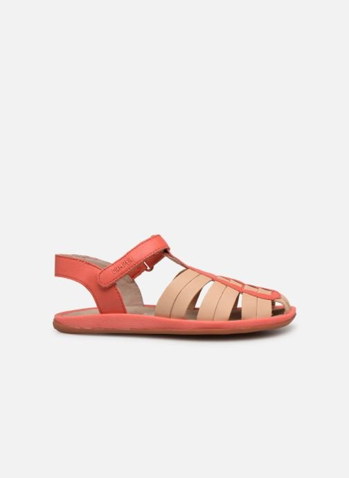 Sandals Camper Bicho G Pink back view