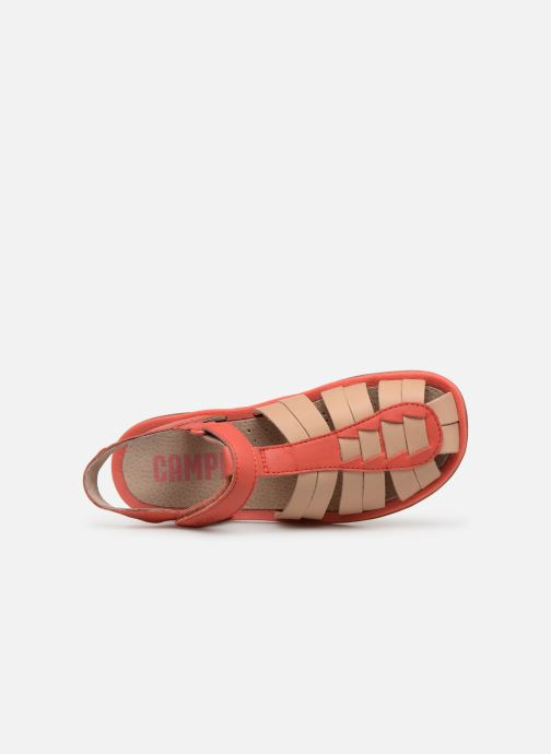 Sandals Camper Bicho G Pink view from the left
