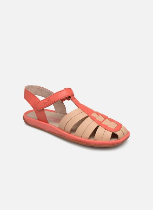 Sandals Camper Bicho G Pink detailed view/ Pair view