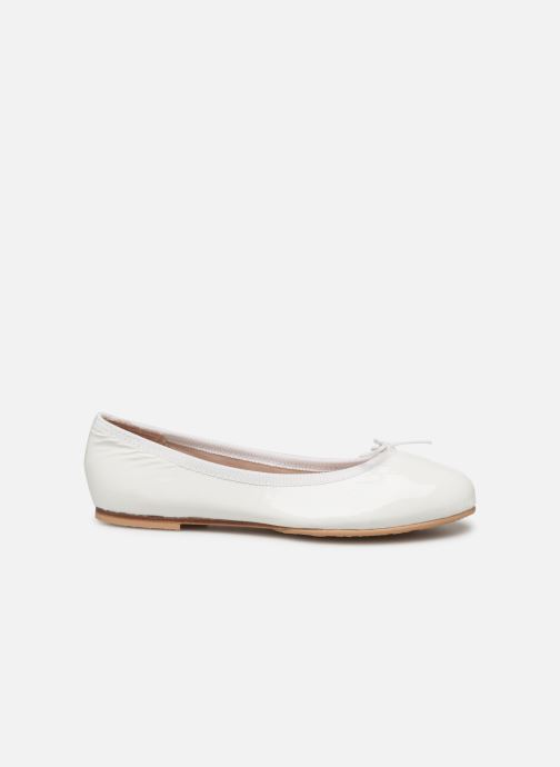 Ballet pumps Bloch Girls Chacha C White back view