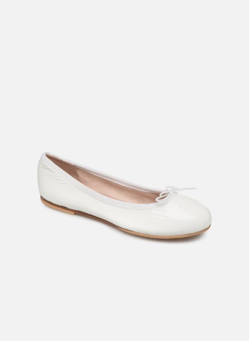 Ballet pumps Bloch Girls Chacha C White detailed view/ Pair view