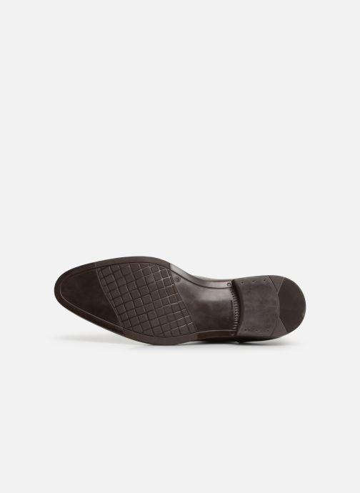 Chaussures à lacets Marvin&Co Ritello Marron vue haut