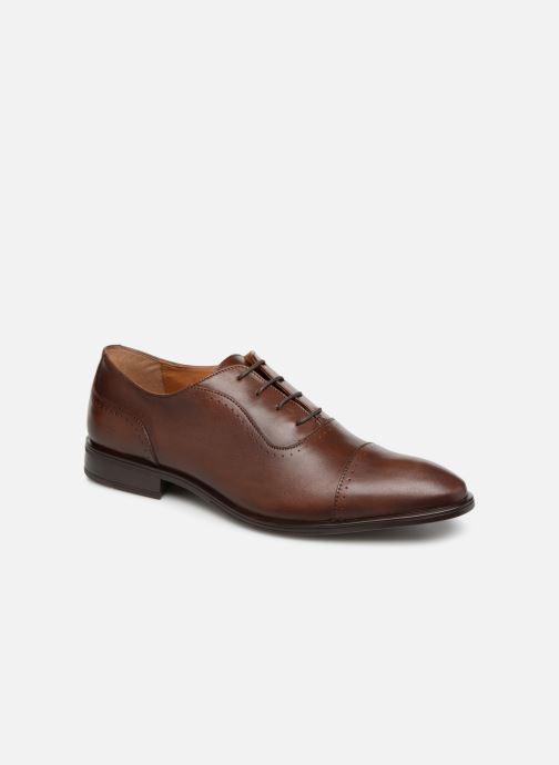 Zapatos con cordones Marvin&Co Ritello Marrón vista de detalle / par