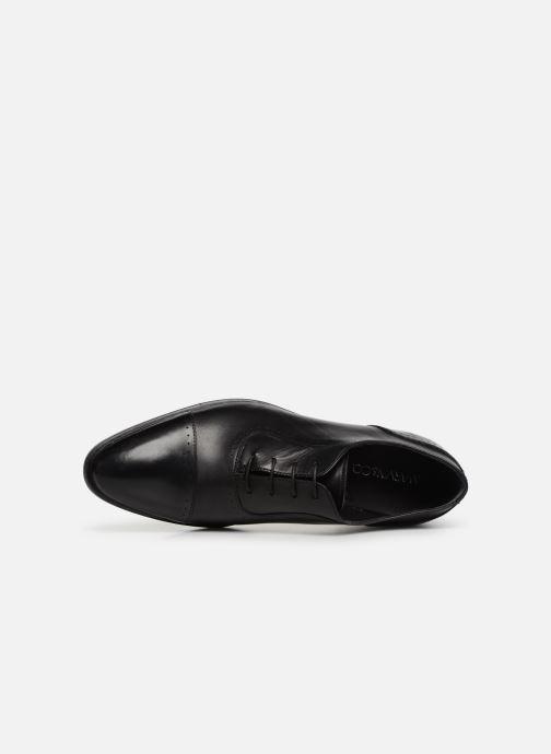 Chaussures à lacets Marvin&Co Ritello Noir vue gauche