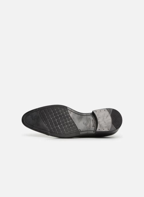 Snörade skor Marvin&Co Ritello Svart bild från ovan