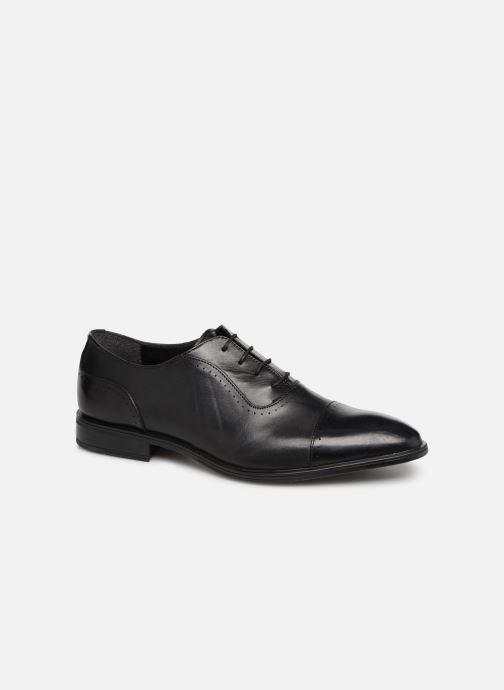 Chaussures à lacets Marvin&Co Ritello Noir vue détail/paire