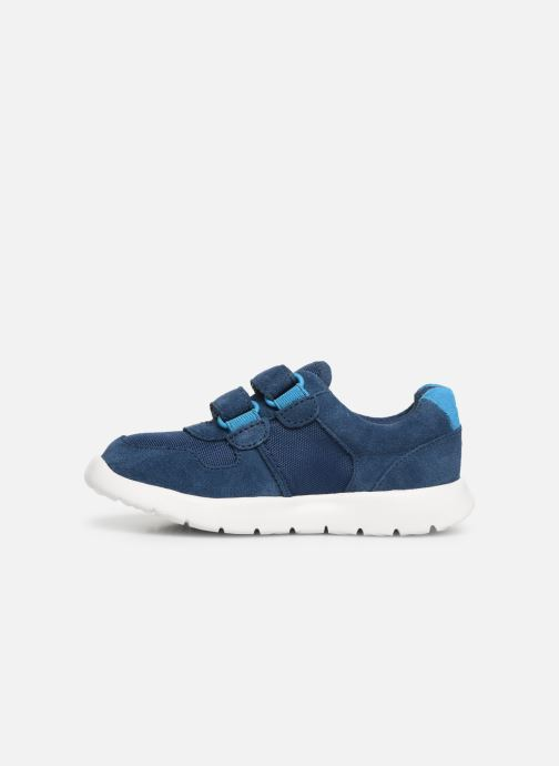 Trainers UGG Tygo Sneaker K Blue front view