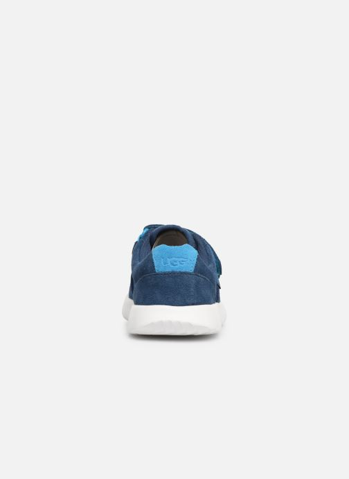 Baskets UGG Tygo Sneaker K Bleu vue droite