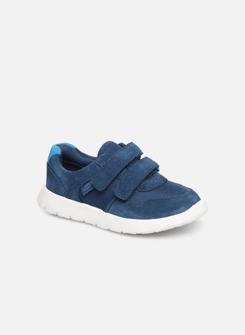 Baskets UGG Tygo Sneaker K Bleu vue détail/paire