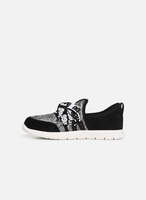 Baskets UGG Seaway Sneaker K Noir vue face
