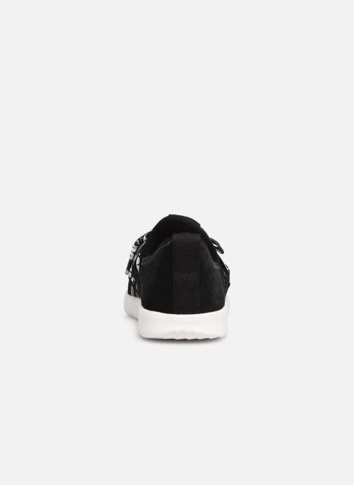 Baskets UGG Seaway Sneaker K Noir vue droite