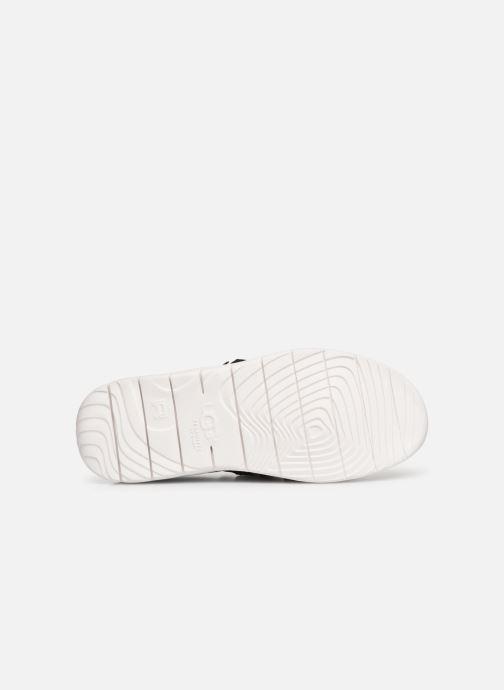 Baskets UGG Seaway Sneaker K Noir vue haut