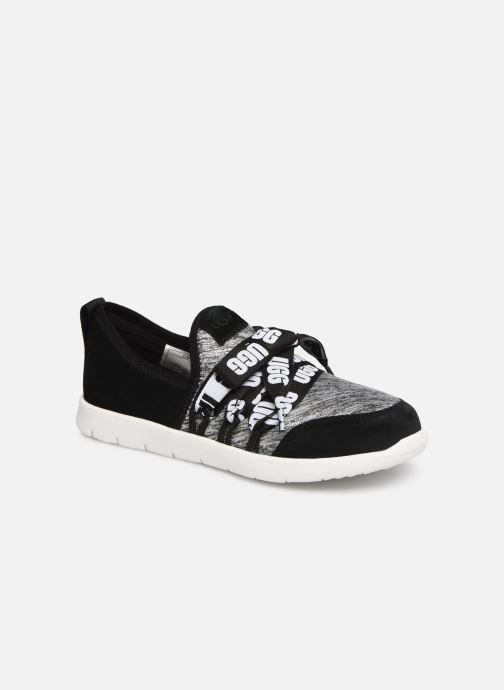 Baskets UGG Seaway Sneaker K Noir vue détail/paire