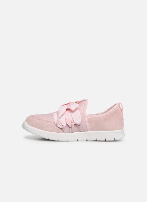 Baskets UGG Seaway Sneaker K Rose vue face