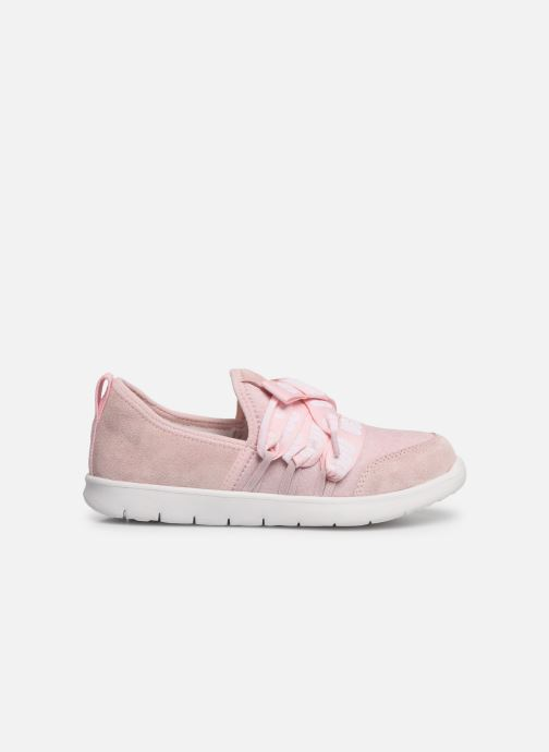 Baskets UGG Seaway Sneaker K Rose vue derrière