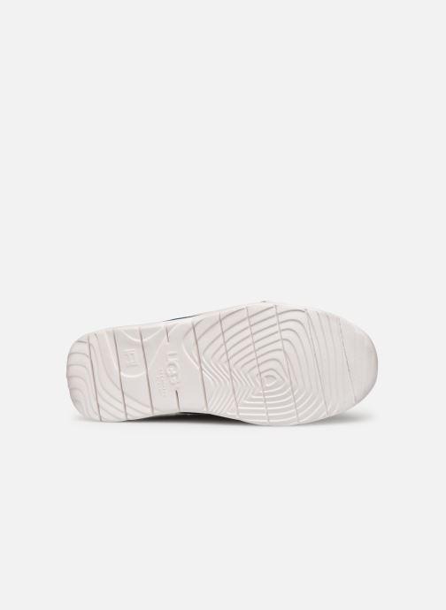 Chaussures à lacets UGG Beach Moc Slip-On K Bleu vue haut