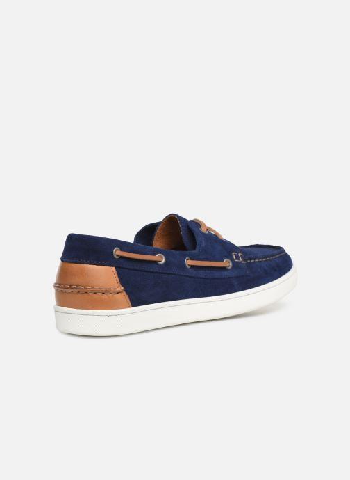 Chaussures à lacets Mr SARENZA Nobarca Bleu vue face