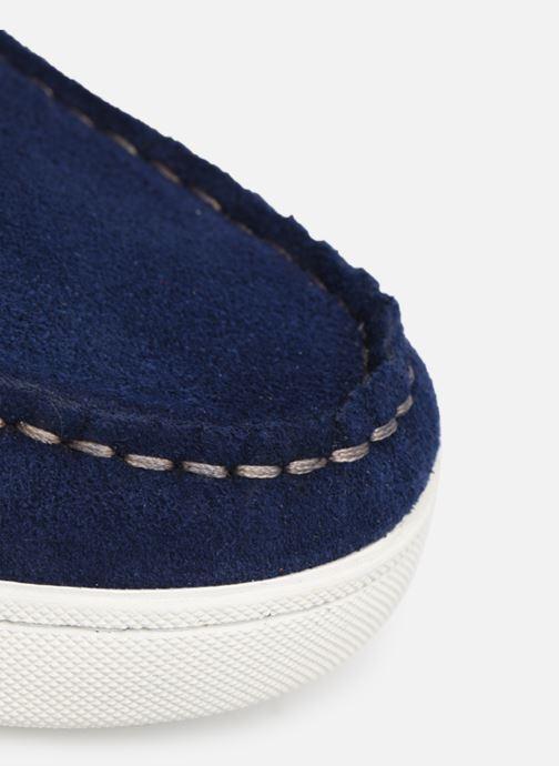 Scarpe con lacci Mr SARENZA Nobarca Azzurro immagine sinistra