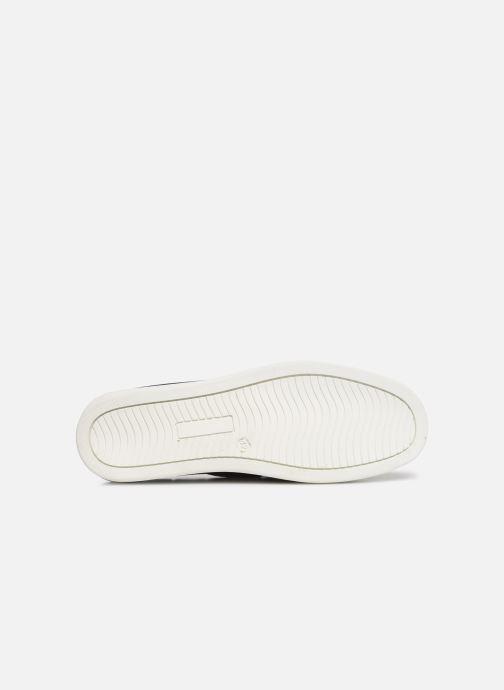 Chaussures à lacets Mr SARENZA Nobarca Bleu vue haut
