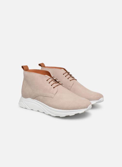 358528 Nalti Sneaker beige Mr Sarenza wq4IRqH8