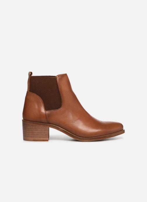 Stiefeletten & Boots Georgia Rose Anatale braun ansicht von hinten