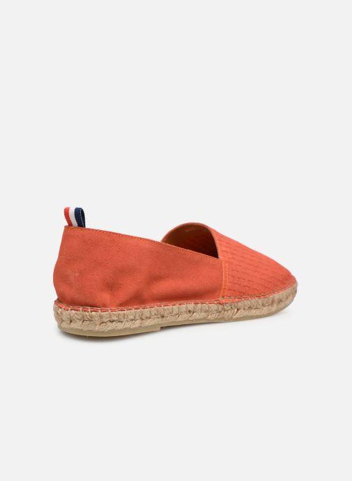 Scarpe di corda Mr SARENZA Norboss Arancione immagine frontale