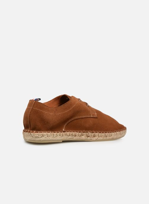 Espadrilles Mr SARENZA Narnol Marron vue face