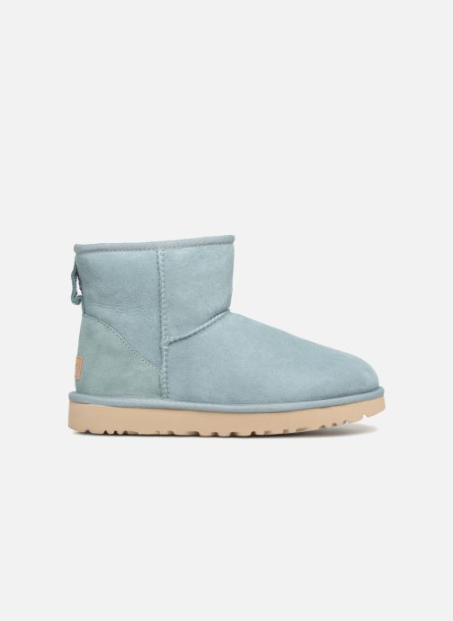 Ankle boots UGG Classic Mini II Blue back view