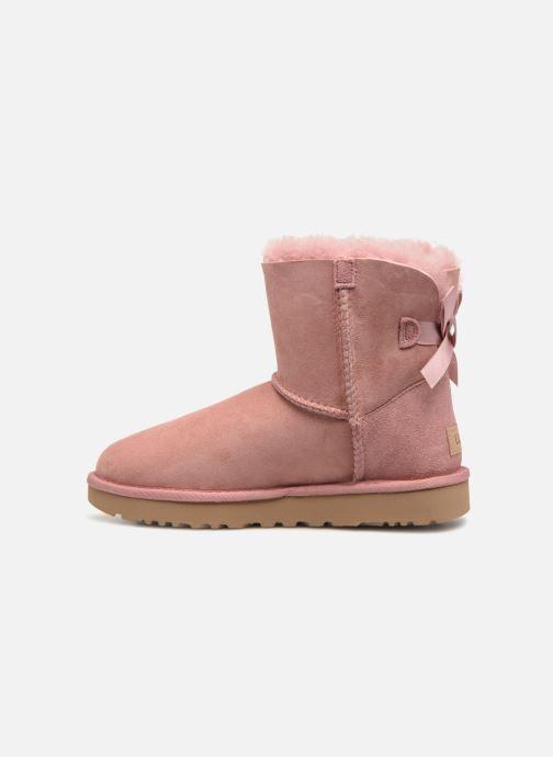 Ugg Ii amp; Bailey Stiefeletten Boots Bow 358544 rosa Mini fq1fRwPnxr