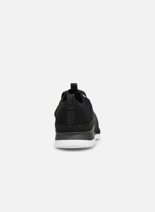 Sneakers UGG Willows Zwart rechts