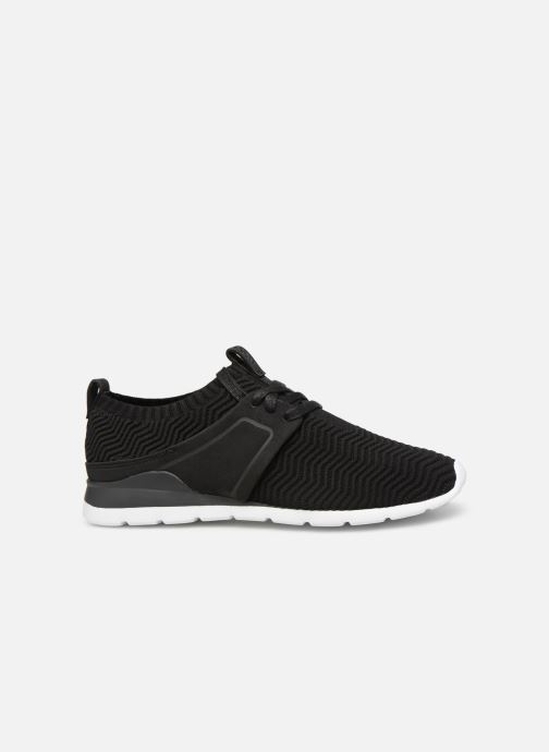 Sneakers UGG Willows Zwart achterkant
