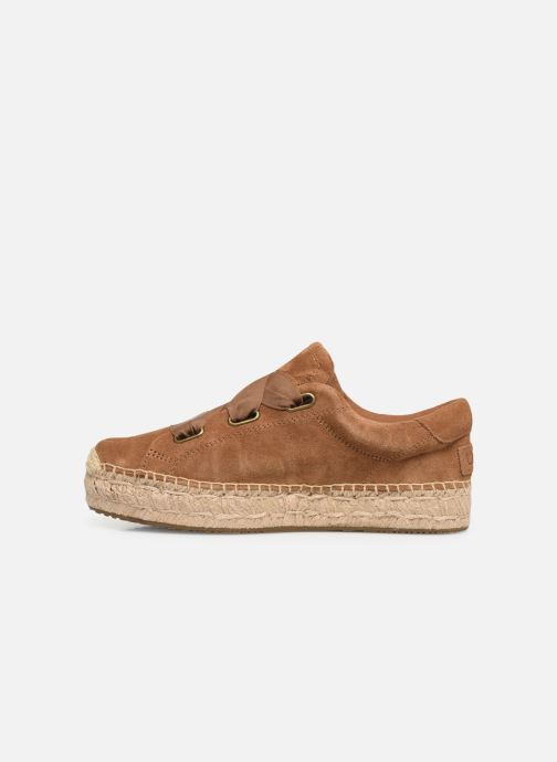 Baskets UGG Brianna Marron vue face