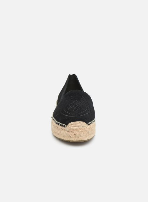 Espadrilles UGG Heidi Perf Noir vue portées chaussures