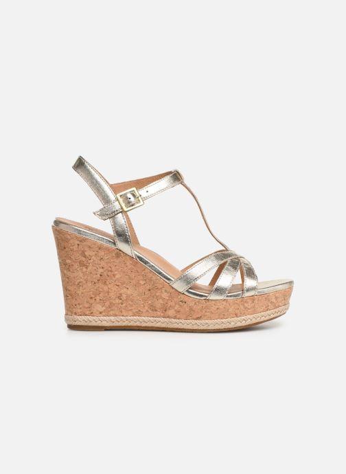 Sandales et nu-pieds UGG Melissa Metallic Or et bronze vue derrière
