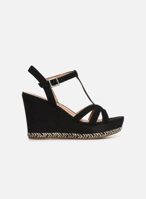 Sandales et nu-pieds UGG Melissa Noir vue derrière
