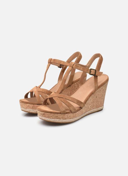 Sandali e scarpe aperte UGG Melissa Marrone immagine dal basso