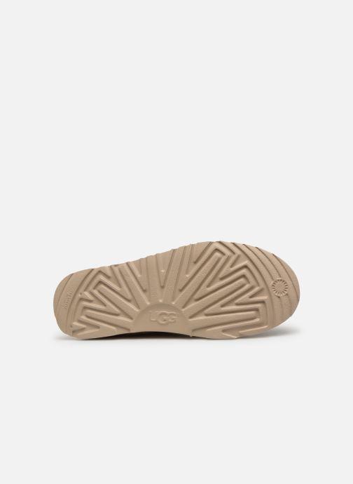 Botines  UGG Neumel Unlined Leather Beige vista de arriba