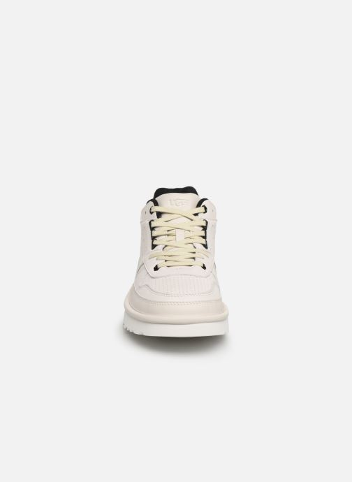 Baskets UGG Highland Sneaker Blanc vue portées chaussures
