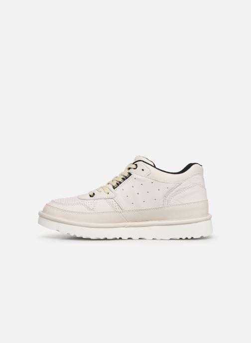 Baskets UGG Highland Sneaker Blanc vue face