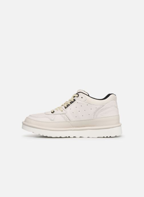 Baskets UGG Highland Sneaker Blanc vue face
