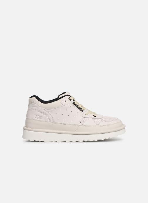 Sneakers UGG Highland Sneaker Wit achterkant