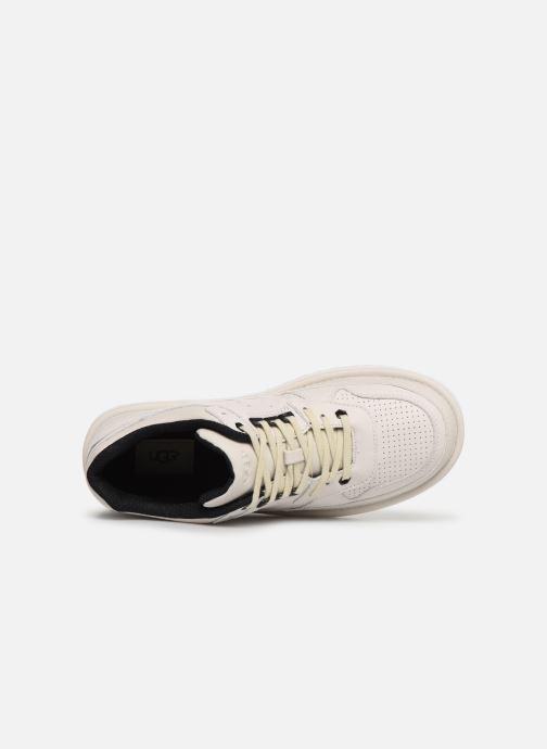 Deportivas UGG Highland Sneaker Blanco vista lateral izquierda