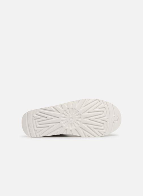 Baskets UGG Highland Sneaker Blanc vue haut