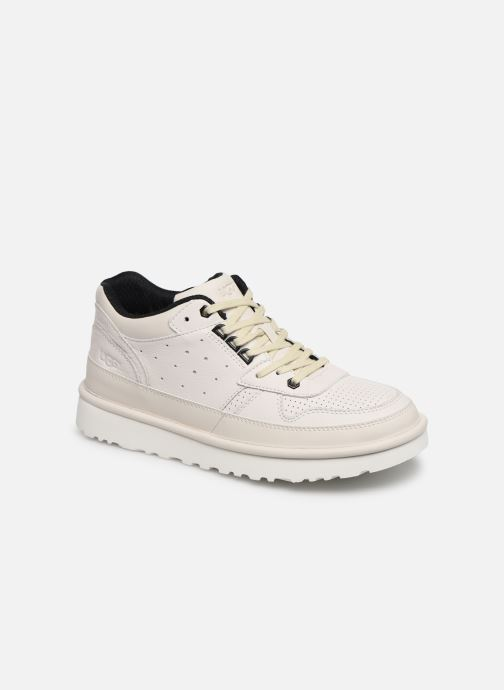 Deportivas UGG Highland Sneaker Blanco vista de detalle / par